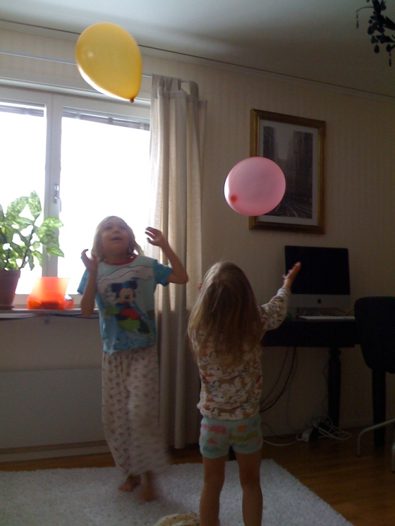 Balloon fun!