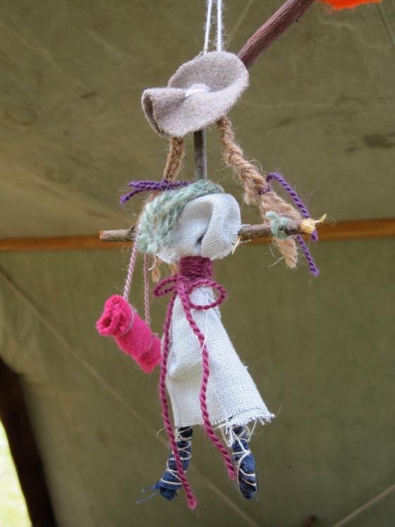 An inspirational doll!