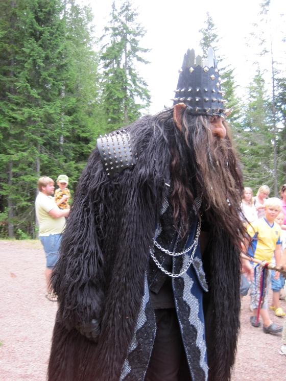 ...the troll king!