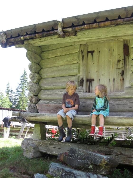 Little house on the Prairie?