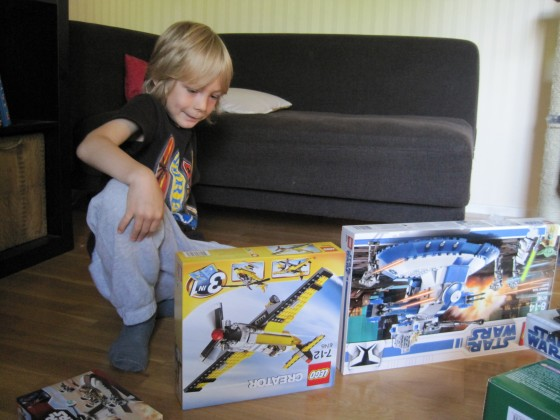 Lego is the all time favourite!