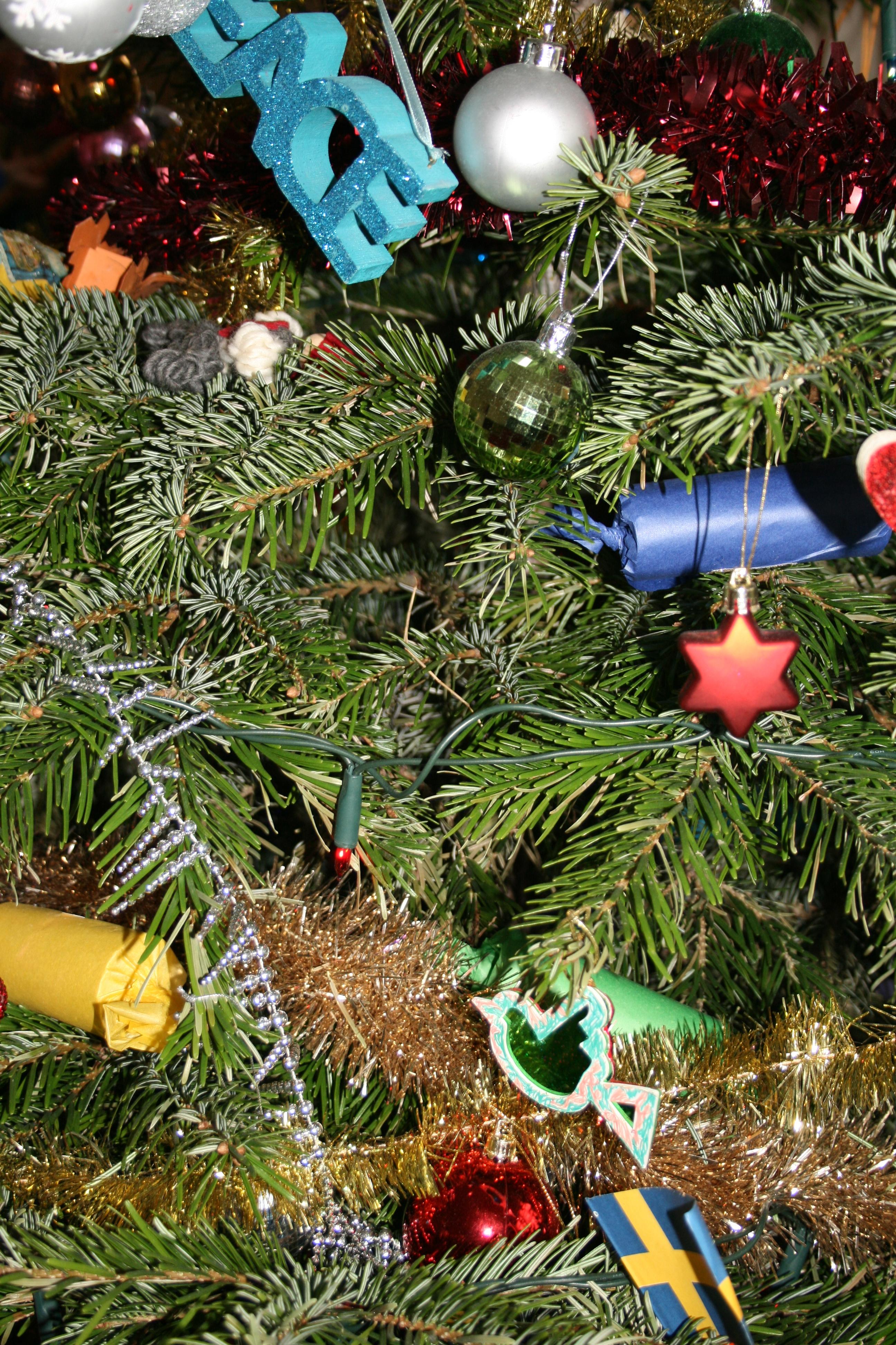 no - Swedish Christmas Tree